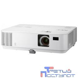 NEC V302W (V302WG) {DLP, 1280x800 WXGA, 3000lm, 10000:1, D-Sub, HDMI, RCA, RJ-45, Lamp:6000hrs }