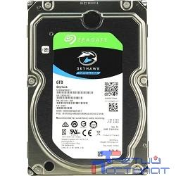 6TB Seagate SkyHawk (ST6000VX0023) {SATA 6 Гбит/с, 7200 rpm, 256 mb buffer, для видеонаблюдения}
