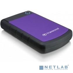 Transcend Portable HDD 4Tb StoreJet TS4TSJ25H3P {USB 3.0, 2.5'', violet}