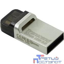Transcend USB Drive 32Gb JetFlash 880 TS32GJF880S {USB 3.0/MicroUSB}