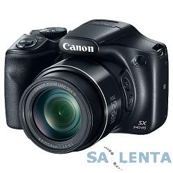 Canon PowerShot SX540 HS черный {20Mpix Zoom50x 3″ 1080p SDXC CMOS 1×2.3 IS opt 1.6fr/s 30fr/s HDMI/WiFi/NB-6LH}