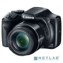 Canon PowerShot SX540 HS черный {20Mpix Zoom50x 3'' 1080p SDXC CMOS 1x2.3 IS opt 1.6fr/s 30fr/s HDMI/WiFi/NB-6LH}