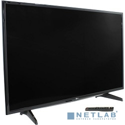 LG 43'' 43LH570V черный {FULL HD/100Hz/DVB-T2/DVB-C/DVB-S2/USB/WiFi/Smart TV (RUS)}