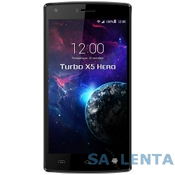 Turbo X5 Hero {5.5″,IPS 1280х720,8 МП+8 МП,1 Гб,8 Гб,3G, Wi-Fi, Bluetooth, GPS, ГЛОНАСС,Android 6.0}