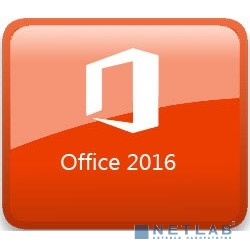 W6F-00820 Microsoft Office Mac Home Business 1PK 2016 Russian Russia Only Medialess No Skype P2 (replace W6F-00613)