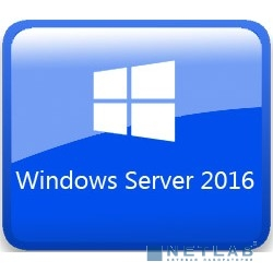 P73-07059 Microsoft Windows Server Standard 2016 Russian 64-bit Russia Only DVD 5 Clt