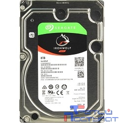 8TB Seagate IronWolf (ST8000VN0022) {SATA 6.0Gb/s, 7200 rpm, 256mb buffer, 3.5