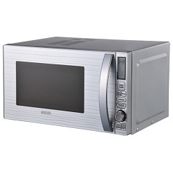 Микроволновые печи Mystery MMW-2519GC silver, 900Вт. , 25 л
