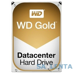 10TB WD Gold  (WD101KRYZ) {SATA III 6 Gb/s, 7200 rpm, 256Mb buffer}