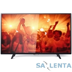 Philips 42″ 42PFT4001/60 черный {FULL HD/60Hz/DVB-T/DVB-T2/DVB-C/USB (RUS)}