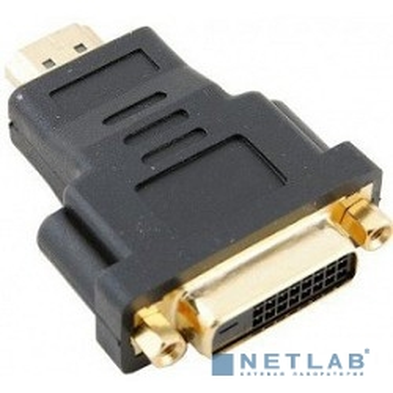 VCOM VAD7819 Переходник DVI-D 25F to HDMI 19M