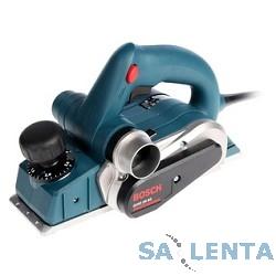 Bosch GHO 26-82 D Рубанок электрический [06015A4301] { 710Вт, 82мм, 2.6мм, 16000об/мин, 2,6кг, линейка }