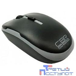 CBR CM-420 Grey USB, Мышь оптика, радио 2,4 Ггц, 1200 dpi