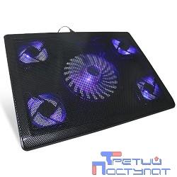CROWN  Подставка для ноутбука CMLC-205T black (Для ноутбоков до 17