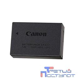 Аккумулятор Canon LP-E17 Original