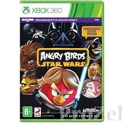 Диск для приставки Xbox360 : Angry Birds Star Wars. Русская версия