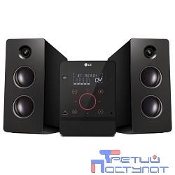 LG CM2760 черный {160Вт/CD/CDRW/FM/USB/BT}