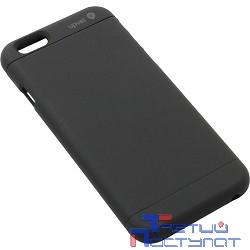 UPVEL UQ-Ci6 STINGRAY Чехол-приемник для беспроводной зарядки стандарта Qi для iPhone 6, покрытие Soft Touch, цвет черный