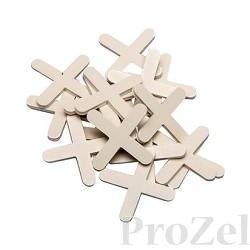 Крестики STAYER для кафеля, 3мм, 150шт [3380-3]
