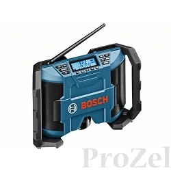 Bosch GML 10, 8 V-LI [0601429200] Ак.радио