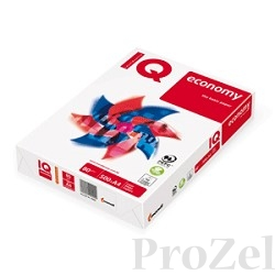 Бумага офисная IQ Economy 96%  А3 80г/м 500л (отпускается коробками по 5 пачек в коробке)