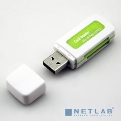 USB 2.0 Card Reader Micro ORIENT CR-011G  SDHC /SDXC /microSD /MMC /MS /MS Duo /M2