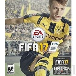 Диск для 360: FIFA 17 (русская версия) [360X1485]