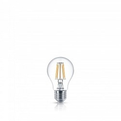 Лампа светодиодная 525210  Philips LED Fila 4.3-50W E27 WW A60 ND 1CT APR
