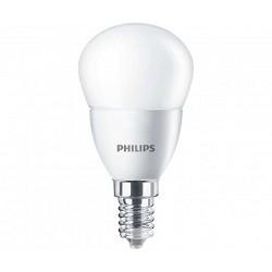 Лампа светодиодная 543528  Philips CorePro lustre ND 3.5-25W E14 840 P45 FR