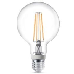 Лампа светодиодная 574911  Philips LEDClassic 7-70W G93 E27 WW  CL D APR