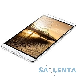 TABLET MEDIAPAD M2 8″ 16GB LTE     M2-801L SILVER/WHITE HUAWEI