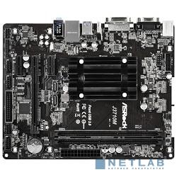 ASRock J3710M Материнская плата ASRock J3710-ITX (Pentium J3710 onboard, mini-ITX) RTL