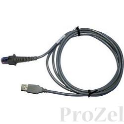 Datalogic Интерфейсный кабель для сканера Gryphon GPS4490 USB (ПРЯМОЙ) 90A052065