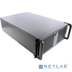 Exegate EX172974RUS Серверный корпус Exegate Pro 4U4139L / 4U650-010 <RM 19'',  высота 4U, без БП, USB>