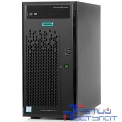 Сервер HP ProLiant ML10 Gen9 1xXeon E3-1225v5 3,3 GHz 8 Gb Intel RST SATA RAID/0,1, 1+ 0,5/2x1000 Gb SATA 3.5