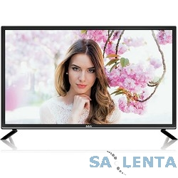 BBK 32″ 32LEX-5031/T2C черный {HD READY/50Hz/DVB-T/DVB-T2/DVB-C/USB/WiFi/Smart TV (RUS)}