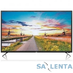 BBK 50″ 50LEX-5027/FT2C черный {FULL HD/50Hz/DVB-T/DVB-T2/DVB-C/USB/WiFi/Smart TV (RUS)}
