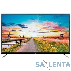 BBK 55″ 55LEX-5027/FT2C черный {FULL HD/50Hz/DVB-T/DVB-T2/DVB-C/USB/WiFi/Smart TV (RUS)}