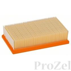 Bosch 2607432033 Фильтр из целюлозы для сухой пыли