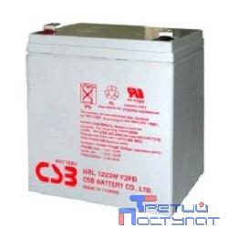 CSB Батарея HRL1223W (12V, 5.8 Ah) {F2}