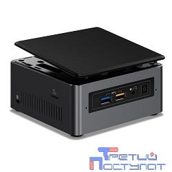Intel NUC BOXNUC7I3BNK, i3-7100U, SO-DIMM DDR4, M.2 SSD, Wi-Fi, Bluetooth, GLAN, USB3.1, HDMI + DP, NO OS, 65W, Black-Silver {Baby Canyon}
