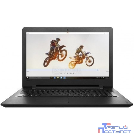 Lenovo IdeaPad 110-15AST [80TR000GRK] black 15.6