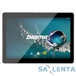 Tablet PC Digma Plane 1505 3G MT8321 4C/1Gb/8Gb 10.1″ IPS 1280×800/3G/And5.1/черный/BT/GPS/2Mpix/0.3Mpi [394172]