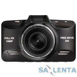 Видеорегистратор Digma FreeDrive 300 Черный 3Mpix 1080×1920 1080p 140гр. GP2159