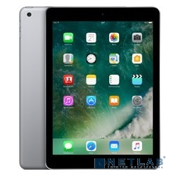 Apple iPad Wi-Fi + Cellular 32GB - Space Grey (MP1J2RU/A)