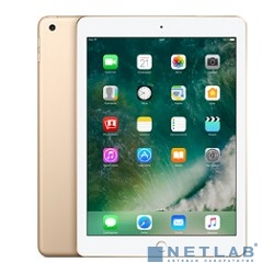 Apple iPad Wi-Fi + Cellular 32GB - Gold (MPG42RU/A)