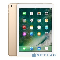 Apple iPad Wi-Fi + Cellular 128GB - Gold (MPG52RU/A)