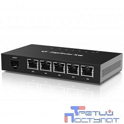 UBIQUITI ER-X-SFP Маршрутизатор 5x Ethernet, 1x SFP, раздача PoE