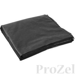 Укрывной материал GRINDA, СУФ-60, черный, фасованый, ширина - 2, 1м, длина - 10м [422378-21]