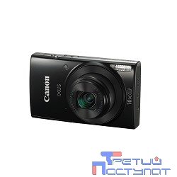 Canon IXUS 190 черный {20Mpix Zoom10x 2.7